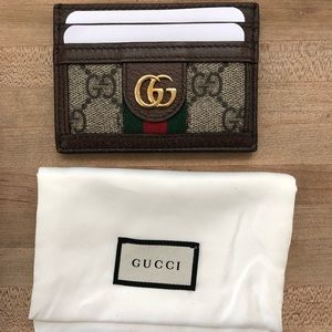 new arrivals b9bb8 d9b91 Gucci Ophidia Card Case